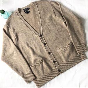 Pendleton Shetland Wool Cardigan